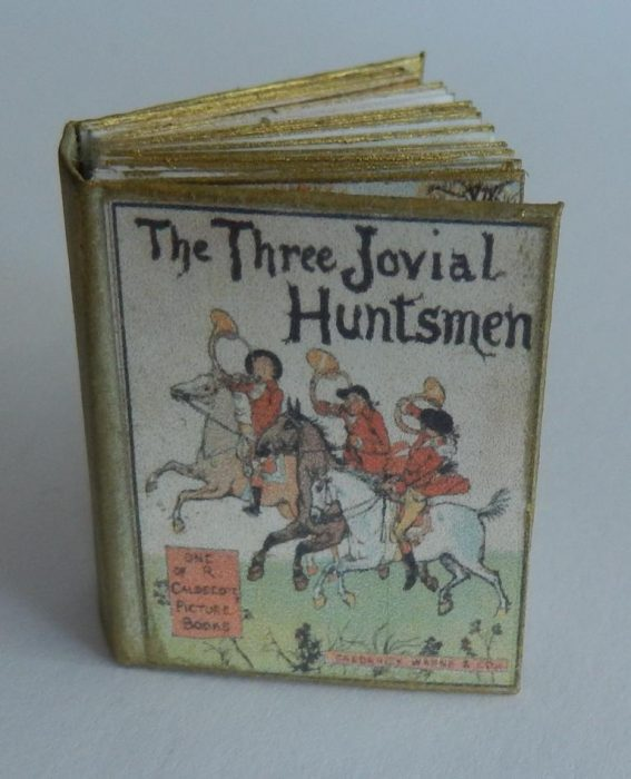 the three jovial huntsman